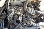 1983 CHRYSLER LEBARON TOWN & COUNTRY CONVERTIBLE - Engine - 116523