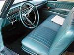 1961 FORD GALAXIE CONVERTIBLE - Interior - 116529