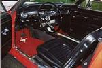 1965 FORD MUSTANG FASTBACK - Interior - 116758