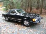 1986 MERCEDES-BENZ 560SL ROADSTER - Side Profile - 116802