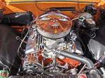 1966 CHEVROLET CHEVELLE MALIBU CUSTOM CONVERTIBLE - Engine - 116808