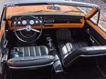 1966 CHEVROLET CHEVELLE MALIBU CUSTOM CONVERTIBLE - Interior - 116808