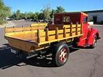 1942 DIAMOND T 201 S 1 TON STAKE BED TRUCK - Rear 3/4 - 116942