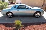 2002 FORD THUNDERBIRD CONVERTIBLE - Side Profile - 117051