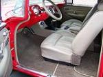 1957 CHEVROLET BEL AIR CUSTOM 2 DOOR HARDTOP - Interior - 117053