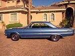1967 PLYMOUTH GTX 2 DOOR HARDTOP - Side Profile - 117061