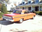 1964 FORD FAIRLANE 2 DOOR COUPE - Rear 3/4 - 117065