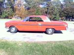 1964 FORD FAIRLANE 2 DOOR COUPE - Side Profile - 117065