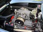 1957 CHEVROLET CORVETTE CONVERTIBLE - Engine - 117110