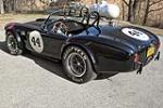 1963 SHELBY COBRA RE-CREATION ROADSTER - Rear 3/4 - 117152