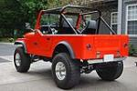 1981 JEEP CJ-7 CUSTOM SUV - Rear 3/4 - 117161