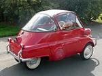 1956 BMW ISETTA 300 MOTOCOUPE - Rear 3/4 - 117165