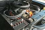 1970 CHEVROLET CHEVELLE CUSTOM CONVERTIBLE - Engine - 117178