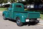 1946 STUDEBAKER M5 PICKUP - Rear 3/4 - 117188