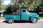 1946 STUDEBAKER M5 PICKUP - Side Profile - 117188