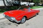 1962 FORD THUNDERBIRD SPORTS ROADSTER - Front 3/4 - 117206