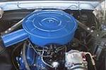 1966 FORD MUSTANG 2 DOOR COUPE - Engine - 117210