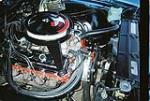 1970 CHEVROLET CHEVELLE SS CONVERTIBLE - Engine - 117228