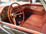 1957 FORD THUNDERBIRD CONVERTIBLE - Interior - 117232