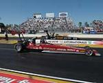 "2011 DIEHARD BATTERY POWERED REPLICA DRAGSTER BUILT FOR ""GARLITS VS. GWYNN"" - Front 3/4 - 117239"