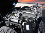 1993 CHEVROLET CORVETTE 40TH ANNIVERSARY COUPE - Engine - 117265
