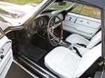1967 CHEVROLET CORVETTE CONVERTIBLE - Interior - 117281