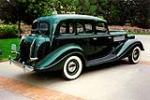 1935 HUDSON TOURING SEDAN - Side Profile - 117308