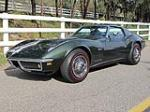 1969 CHEVROLET CORVETTE 2 DOOR COUPE - Front 3/4 - 117309