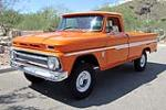 1964 CHEVROLET 1/2 TON 4X4 PICKUP - Front 3/4 - 117313