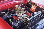 1954 FORD CRESTLINER CONVERTIBLE - Engine - 117324