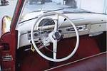 1954 FORD CRESTLINER CONVERTIBLE - Interior - 117324