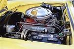 1956 FORD THUNDERBIRD CONVERTIBLE - Engine - 117326