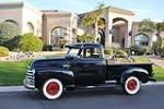 1948 CHEVROLET PICKUP - Side Profile - 117331
