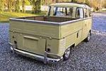 1963 VOLKSWAGEN DOUBLE CAB PICKUP - Rear 3/4 - 117340