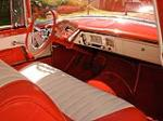 1955 MERCURY MONTEREY 2 DOOR COUPE - Interior - 117395