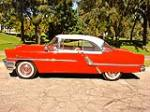 1955 MERCURY MONTEREY 2 DOOR COUPE - Side Profile - 117395