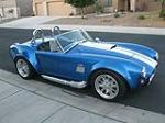 1965 FACTORY FIVE COBRA RE-CREATION ROADSTER - Front 3/4 - 117396