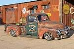 1952 CHEVROLET PICKUP - Front 3/4 - 117420