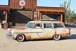 1956 PLYMOUTH SUBURBAN STATION WAGON - Side Profile - 117423
