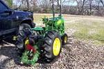 2012 CUSTOM 1/4 SCALE TRACTOR REPLICA - Rear 3/4 - 117462
