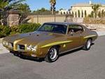 1970 PONTIAC GTO 2 DOOR COUPE - Front 3/4 - 117517