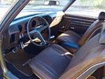 1970 PONTIAC GTO 2 DOOR COUPE - Interior - 117517