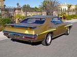 1970 PONTIAC GTO 2 DOOR COUPE - Rear 3/4 - 117517