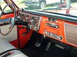 1971 CHEVROLET CHEYENNE PICKUP - Interior - 117552