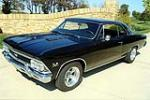 1966 CHEVROLET CHEVELLE SS COUPE - Front 3/4 - 117627