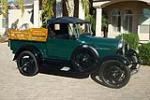 1928 FORD MODEL A PICKUP - Side Profile - 117659