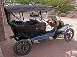 1910 FORD MODEL T TOURING - Side Profile - 117665