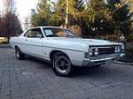 1969 FORD TORINO COBRA 2 DOOR COUPE - Front 3/4 - 117668