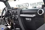 2009 JEEP WRANGLER CONVERTIBLE - Interior - 117676