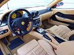 2008 FERRARI 599 GTB 2 DOOR COUPE - Interior - 117681